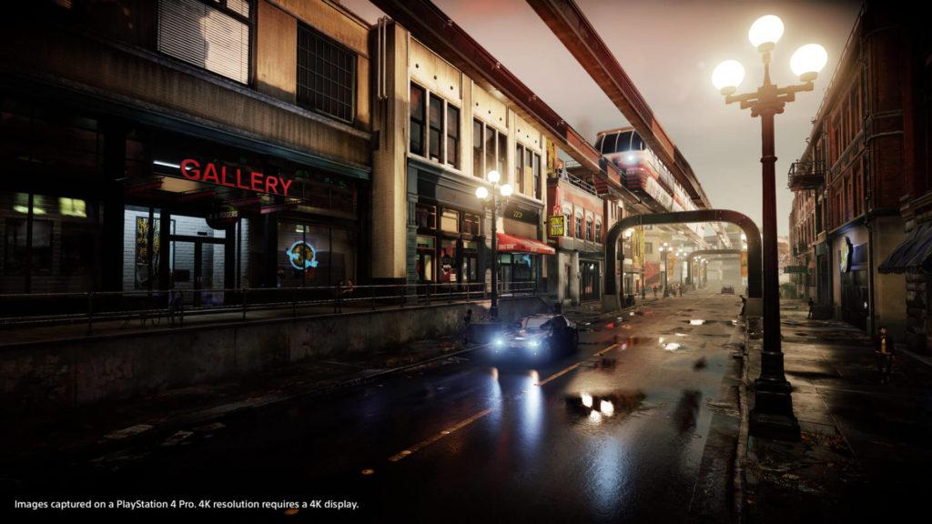 Infamous: First Light på PS4 Pro - Billede 5