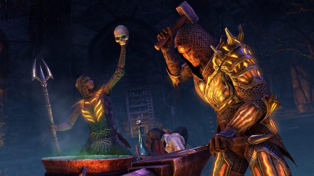 Elder Scrolls Online: Tamriel Unlimited - Witches Festival 2