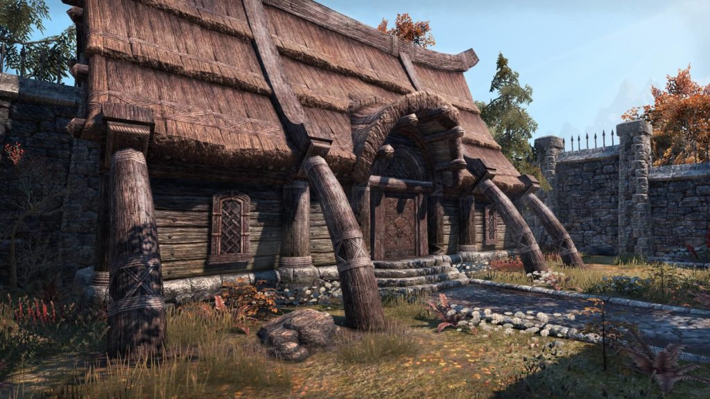 Elder Scrolls Online: Tamriel Unlimited - Housing 1