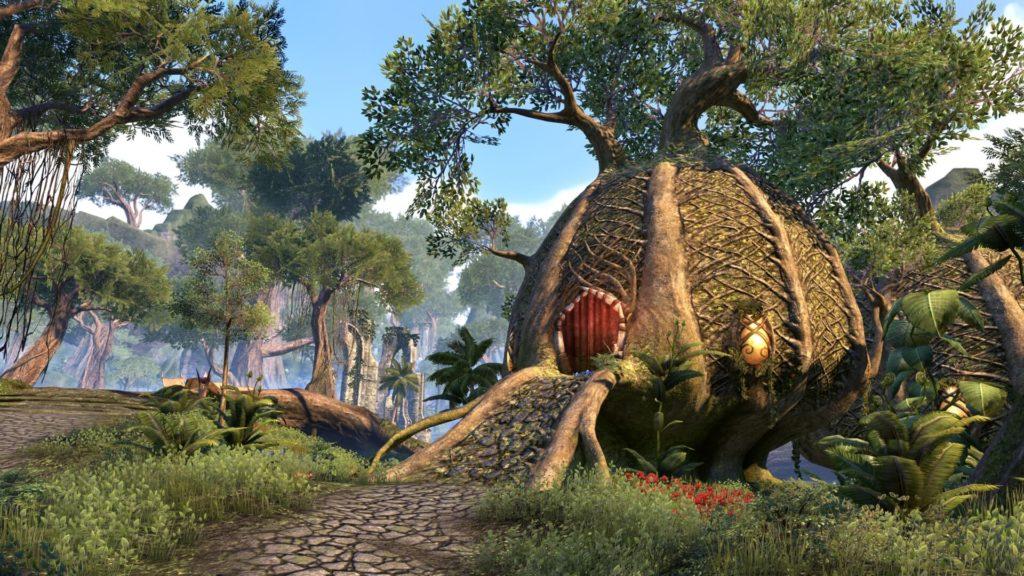Elder Scrolls Online: Tamriel Unlimited - Housing 3