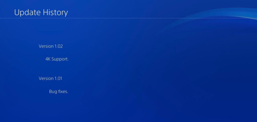 Shadow of Mordor PS4 Pro opdatering