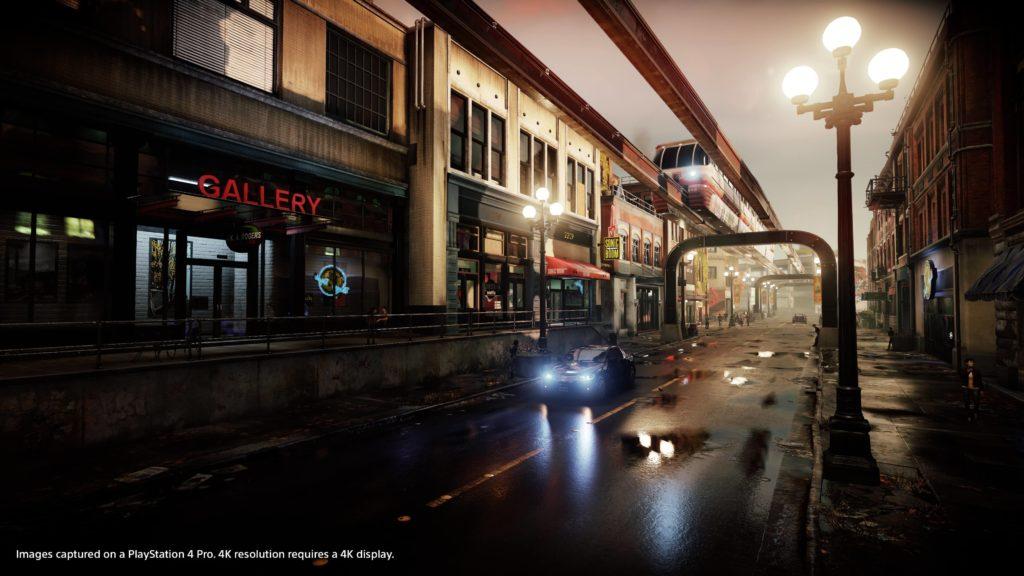 inFAMOUS PS4 Pro 4K HDR - 12