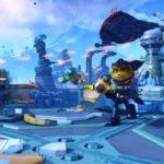 Ratchet & Clank på PS4 Pro i 4K og HDR - 1