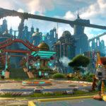 Ratchet & Clank på PS4 Pro i 4K og HDR - 4