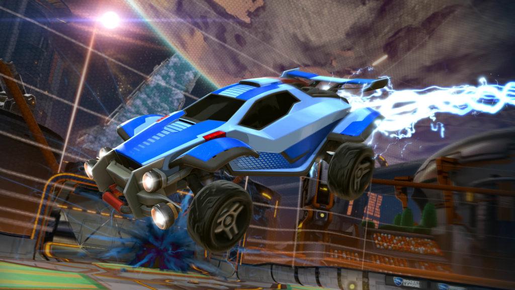 PS4 Pro - Rocket League