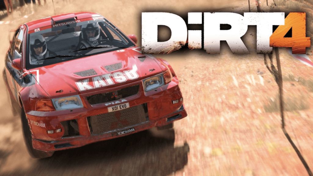 DiRT 4 - PS4 Pro