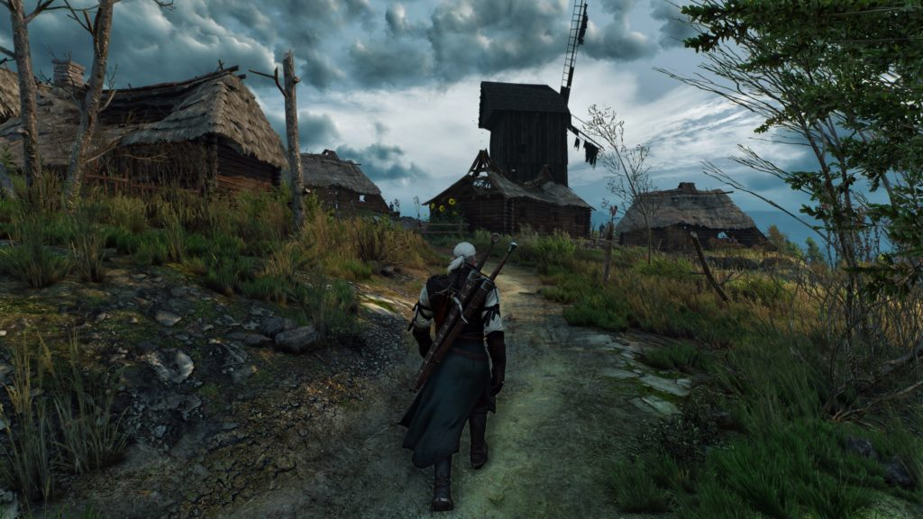 The Witcher 3: Wild Hunt - 4K